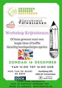 Bijeenkomst Volwassenen 16 december
